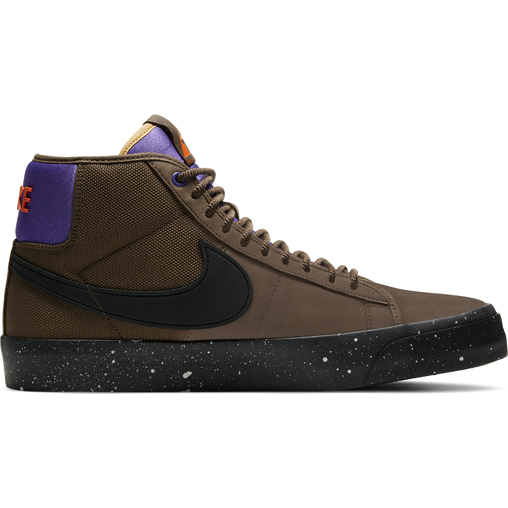 Nike SB Blazer Mid Pro Grant Taylor Quick Strike ACG Trails End brown Black DC0615-200 Pure Board Shop