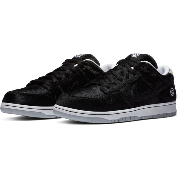 Nike SB Dunk Low OG Quickstrike Black Black White  Medicom Toy Be RBRICK CZ5127-001 pure board shop