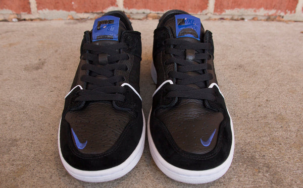 Nike SB X Soulland Zoom Dunk Low Pro Quickstrike Black/Game Royal-White 918288-041