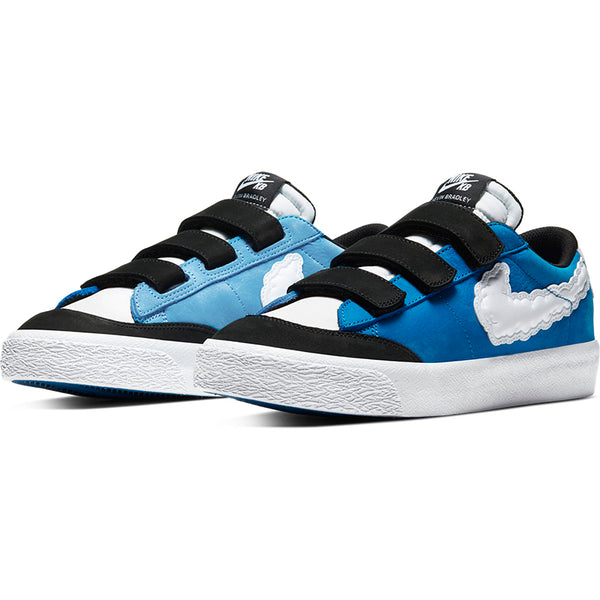 Nike SB Zoom Blazer AC XT ISO Kevin Bradley Heavens Battle Blue White CT4594-400 top pure board shop