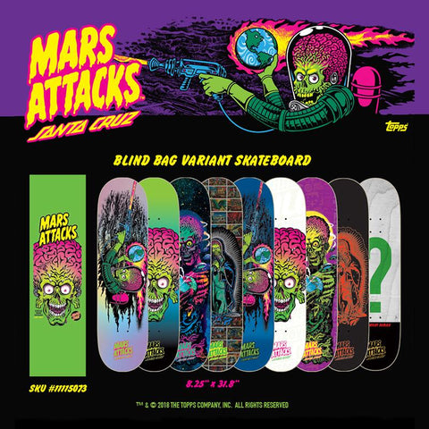 Santa_Cruz_Mars_Attacks_Skateboards_Tops_Blind_Bag_Limited_Edition_11115073 pure board shop