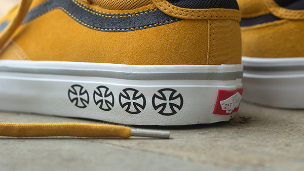 Vans X Independent Truck Co TNT Advanced Prototype Shoes