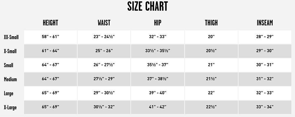 Volcom Womens Snowboard Pants Size Guide pure board shop