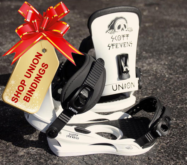 shop union snowboard bindings gift ideas