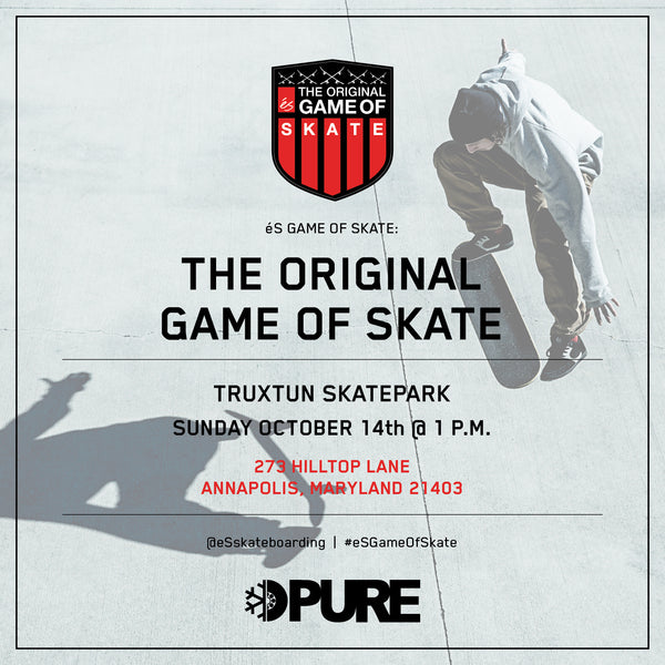 es game of skate pure board shop annapolis