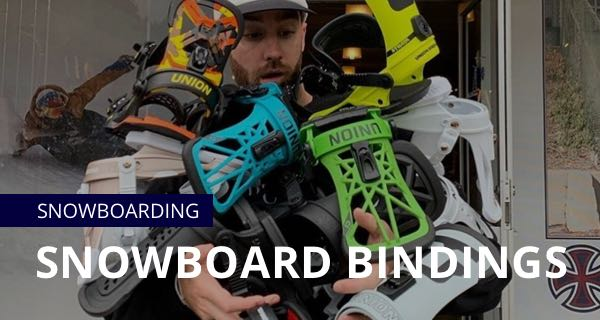 Snowboard Bindings from Union Binding Co. Arbor Snowboards, Burton Snowboards and more!