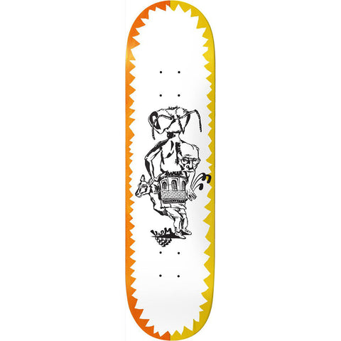 Baker Herman Day Dreams Skateboard Deck 8
