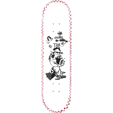 Baker Kader Day Dreams Skateboard Deck 8.475