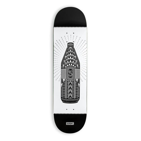 5Boro X Dan Funderburgh Artist Series Skateboard Deck 40oz