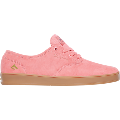 Emerica The Romero Laced Skate Shoes Pink Gum Pure Board Shop