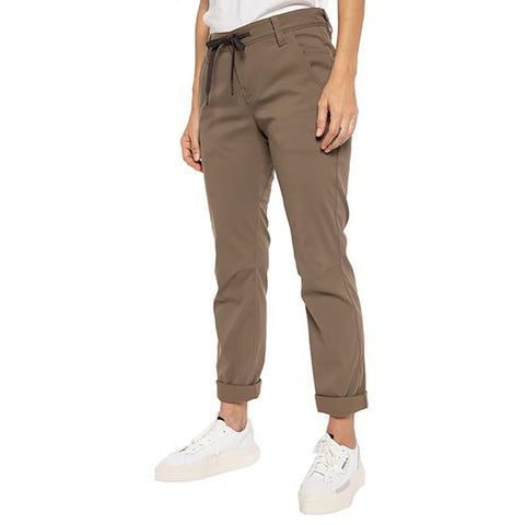 686 Everywhere Womens Pants Goblin Tobacco pure board shop