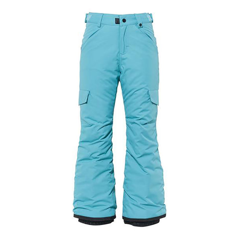 686 Lola Insulated Girls Snowboard Pants Teal Pure Board Shop