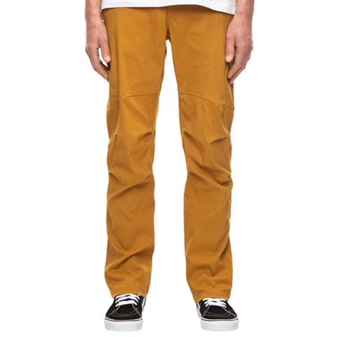 686 Mens Anything Cargo Pant Pocket Golden Brown pure board shop