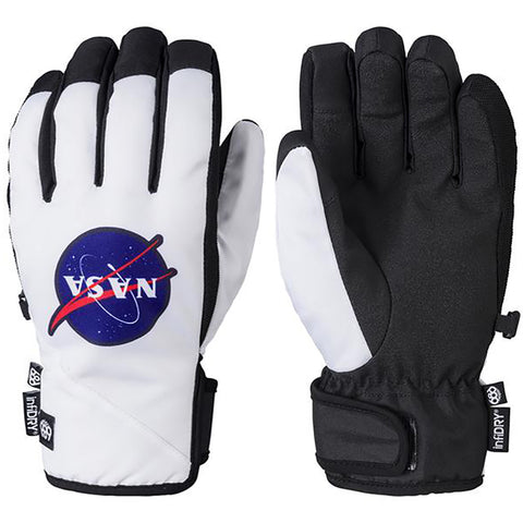 686 NASA Ruckus Pipe Snow Gloves