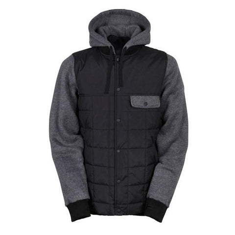 686 Bedwin Insulated Jacket 2018 Black pure board shop