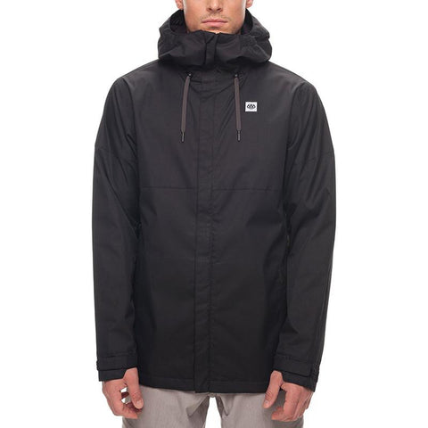 686 Foundation Snow Jacket 2018 Black pure board shop