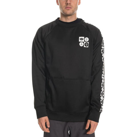 686 Knockout Bonded Fleece Crewneck