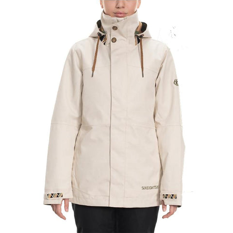 686 686 Smarty Spellbound Womens Snow Jacket Pure Board Shop