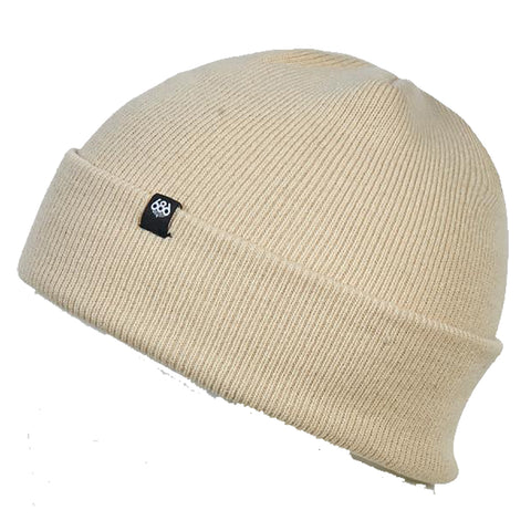 686 686 Standard Roll Up Beanie Pure Board Shop