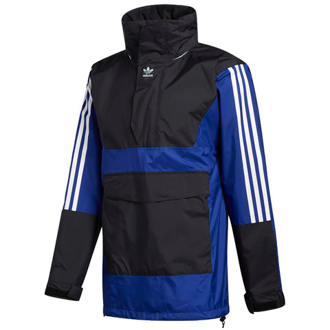 Adidas Anorak 10K Snowboard Jacket Mystery Ink White Black FJ7503 pure board shop