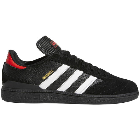 Adidas Busenitz Pro Skate Shoes Black White Red FY0458. pure board shop