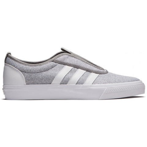 Adidas Adi Ease Kung Fu Slip On Shoes Charcoal Solid Grey Footwear White Footwear White CQ1072 pure board shop