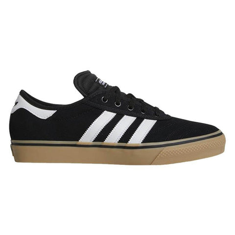 Adidas Adi-Ease Premiere Skate Shoe Black/White/Gum pure board shop