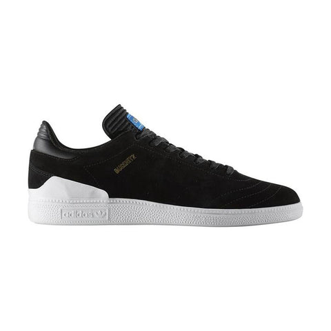 Adidas Busenitz RX Skate Shoes Black/White/Bluebird pure board shop
