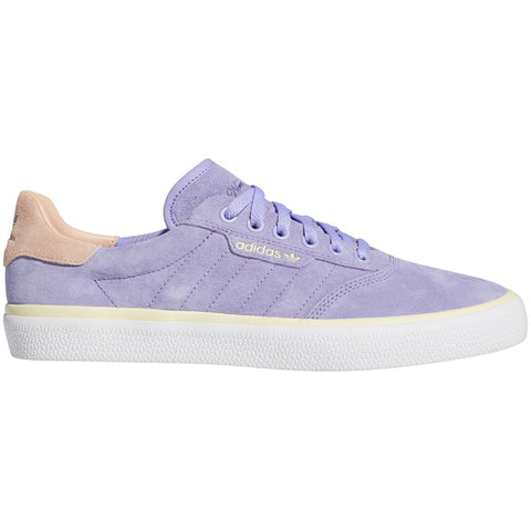 Adidas Nora 3MC Skate Shoes LIGHT PURPLE GLOW PINK MIST SUN EF2398 Nora Vasconcellos Pure Board Shop