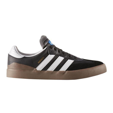 Adidas Busenitz Vulc RX Samba Edition Skate Shoes black/white/gum BY3980 pure board shop
