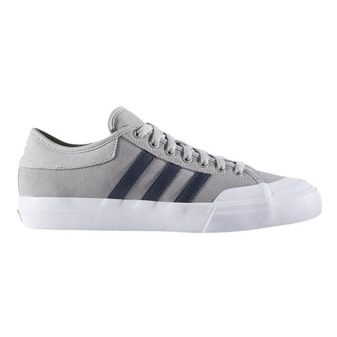 Adidas Skateboarding Matchcourt ADV Skate Shoes Grey/Navy/White