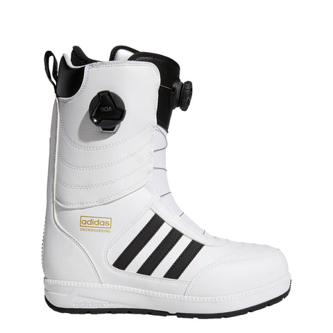 Adidas Snowboarding Response ADV Double Boa Snowboard Boots Cloud White Core Black Cloud White AC8355 Adidas Q4 2018 pure board shop