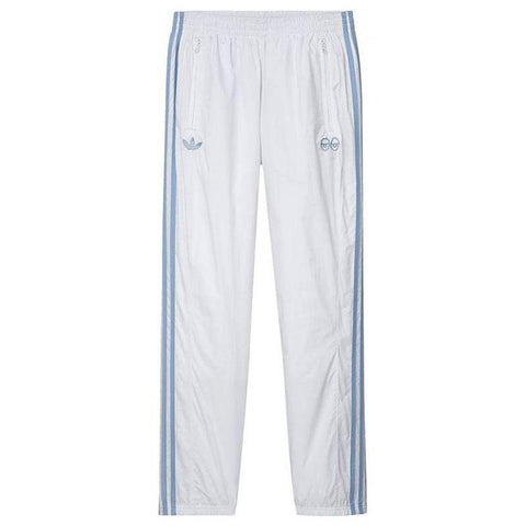 Adidas X Krooked Track Pants White Clear Bue CW3371 Adidas Q2 2018 pure board shop
