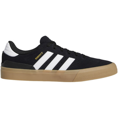 Adidsa Skateboards Busenitz Vulc II Skate Shoes Core Black Footwear White Gum4 FV5861 Pure Board Shop