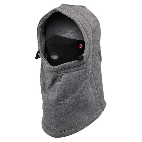 Airhole Polar Airhood Heather Grey pure board shop