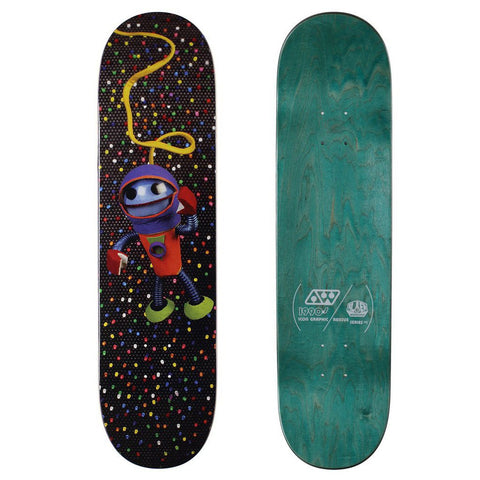 Alien Workshop Icon Series Skateboard Deck Space Man pure board shop