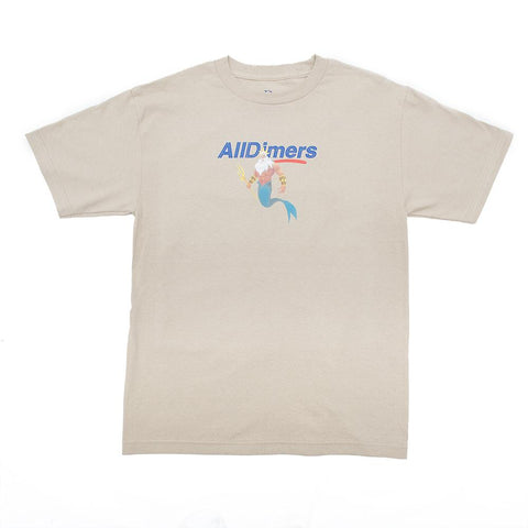 Alltimers Alldimers Merman T-Shirt Pure Boardshop