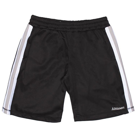 Alltimers Foreign Mesh Shorts Black Alltimers Spring 2019 Pure Board Shop