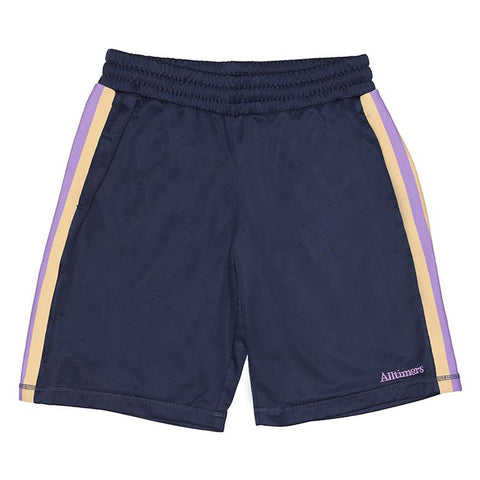 Alltimers Foreign Mesh Shorts Navy Alltimers Spring 2019 Pure Board Shop