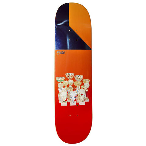 Alltimers Wins Zered Skateboard Deck 8.25