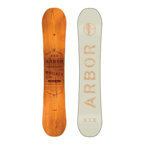 Arbor Whiskey Snowboard 2018 pure board shop