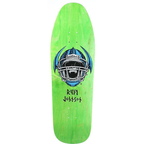 Blind Rudy Johnson Jock Skull Deck Limited Re-Issue