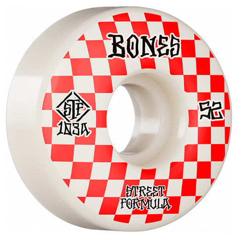 Bones STF V3 Patterns Skateboard Wheels
