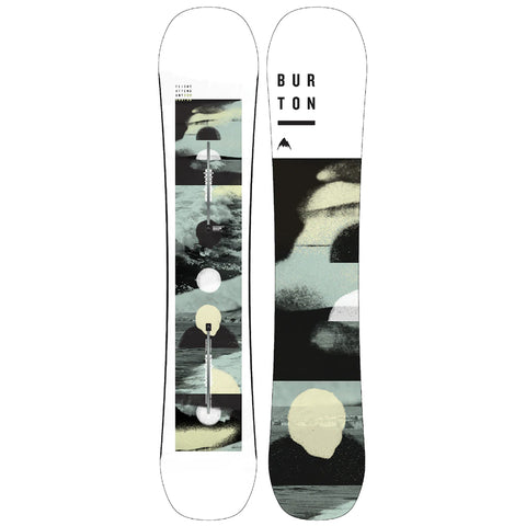 Burton Flight Attendant Snowboard 2020 2021 Pure Board Shop