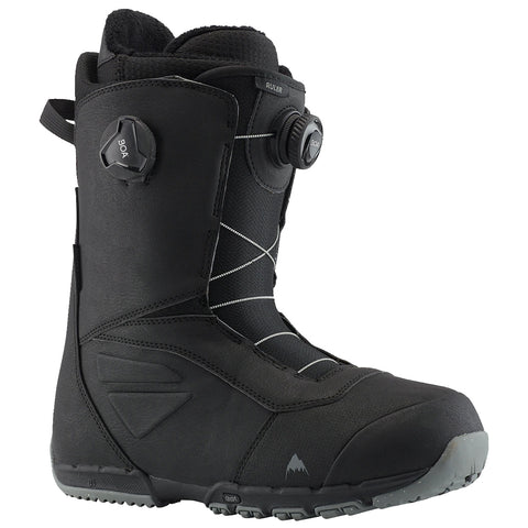 Burton Ruler Double Boa Snowboard Boot 2020 2021 Black 20317100001 pure board shop