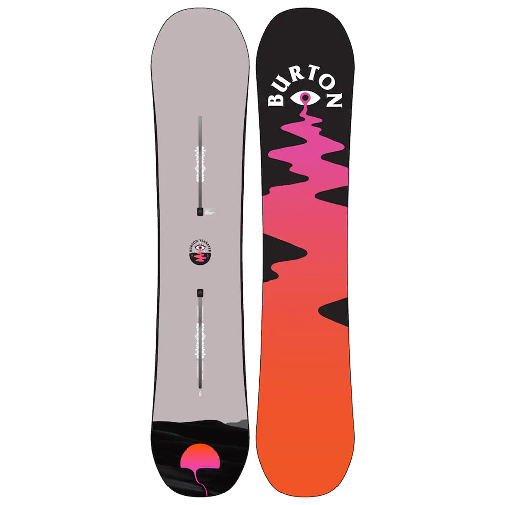 Burton Yeasayer Flying V Womens Snowboard 2021