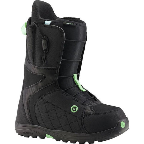 Burton Mint Womens Snowboard Boot 2016 Black/Mint - Pure Boardshop