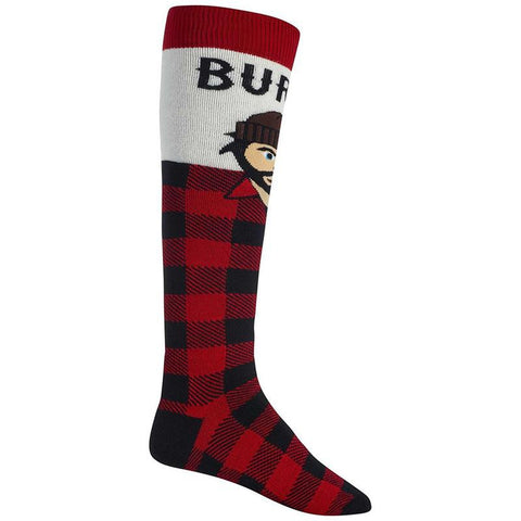 Burton Party Snowboard Socks Lumberjack pure board shop