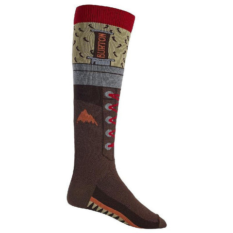 Burton Party Snowboard Socks the hiker pure board shop