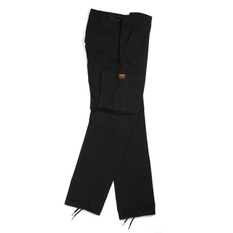 Butter Goods Service Cargo Pant Black pure boards shop